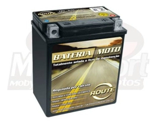 Bateria Route Ytx8-bs