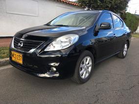 Nissan Versa Automatico 1.600c.c. Aa. Mod. 2013