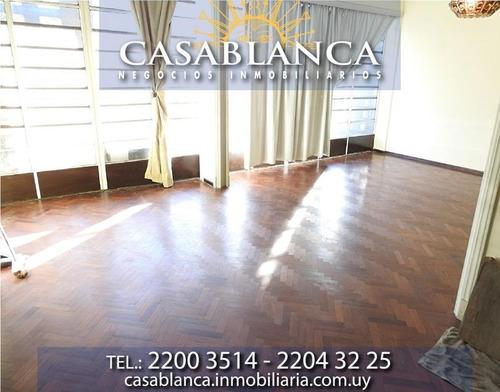 Casablanca - Hermosa Planta Al Frente.