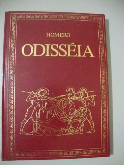 Livro A Odisséia - Homero