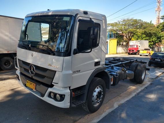 Mercedes-benz Atego 1719 2016