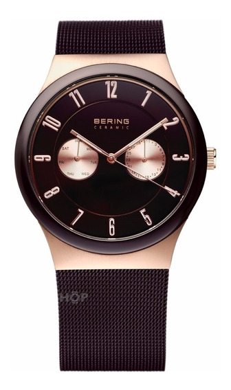 Relógio Bering Time Ceramic Super Slim 32139-265