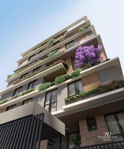 Imagem 1 de 16 de Apartamento À Venda, 103 M² Por R$ 718.000,00 - Água Verde - Curitiba/pr - Ap0755