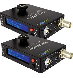 Teradek Cube 105/305 Hd-sdi Encoder/decoder Par