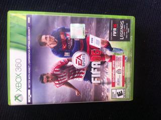 Fifa 16 Xbox 360 Original Usado