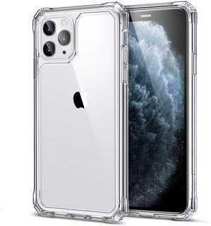 Funda Antishock Case Transparente Apple iPhone 11, Pro, Max