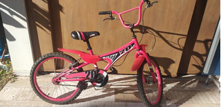 Bicicleta X-terra Klt Rodado 20
