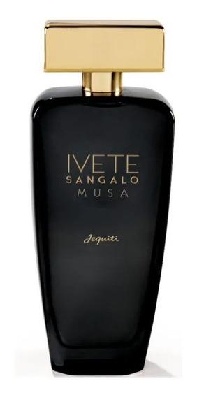 Colônia Desodorante Feminina Ivete Sangalo Musa - 100 Ml