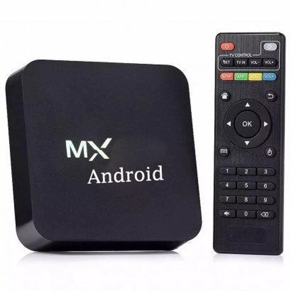 Kit C/ 3 Tv Box Android 2gb Ram 16gb Smarttv Hdmi Usb 4k Wi-fi
