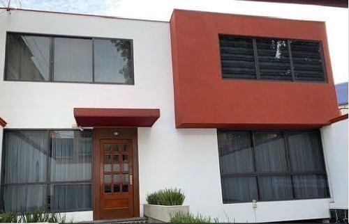 Coyoacán Barrio San Lucas, Casa Remodelada Excelentes Áreas.