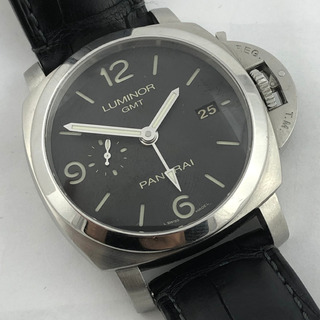 Reloj Panerai Luminor Gmt Pam329 Automatico 44 Mm 3 Dias