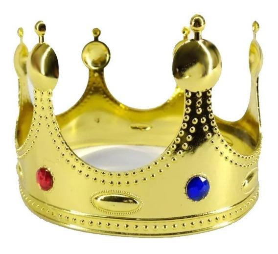 Corona De Rey Mago Pastorelas Navidad