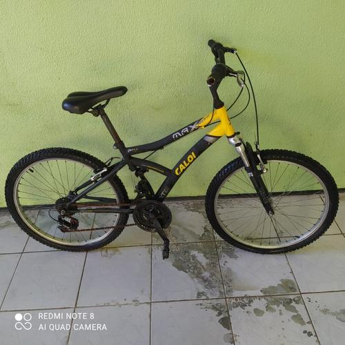 Bicicleta Caloi Max Front - Aro 24 - 21 Marchas