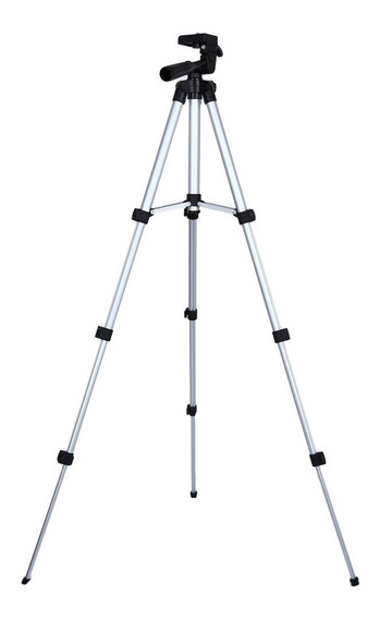 Tripé 1m Câmera Iluminador Ring Light Celular 1 Metro Bolsa