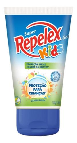 Repelente Gel Repelex 133ml Kids