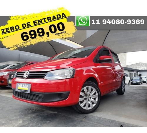 Volkswagen Fox 1.0 Vht Trend (flex) 4p 2012 Zero De Entrada