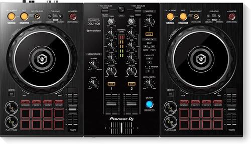 Controlador Dj Tornamesa Pioneer Ddj200 Bluetooth Ddj-200