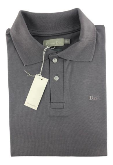 Chomba Hombre * C Dior * Polo Pique Algodon 100% Premium New