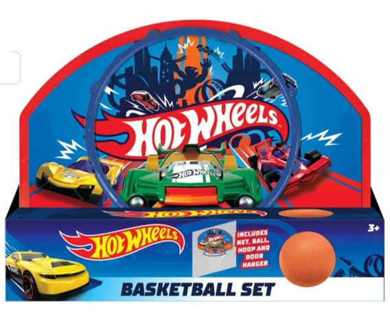 Set De Baloncesto Hot Wheels What Kids Want - 30011hw