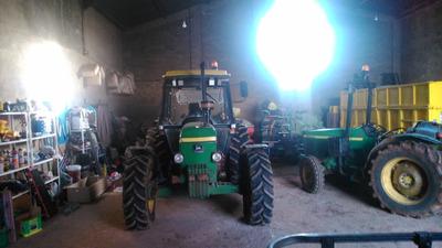 Instalaciones Eléctricas En Maquinarias Agrícolas