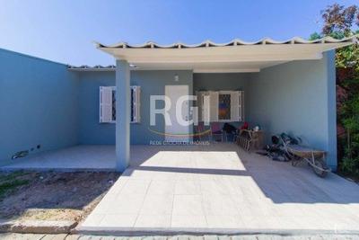 Casa Condomínio Em Santa Teresa Com 3 Dormitórios - Vr28234