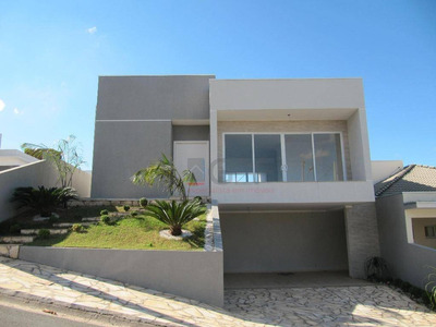 Casa Residencial À Venda, Condomínio Villagio Di Napoli, Valinhos. - Ca0572