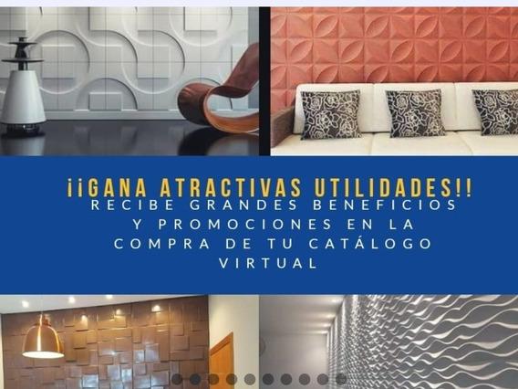 Moldes Paneles Y Placas En 3d (catálogo Más De 70 Modelos) 3