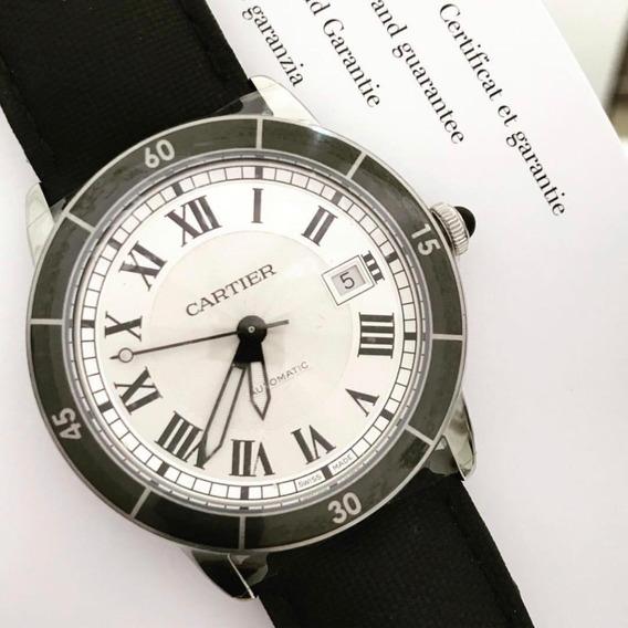Cartier Ronde Croisière 42mm Automatic 2019 Completo