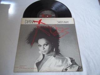 Lp Vinil - Diana Ross - Swept Away