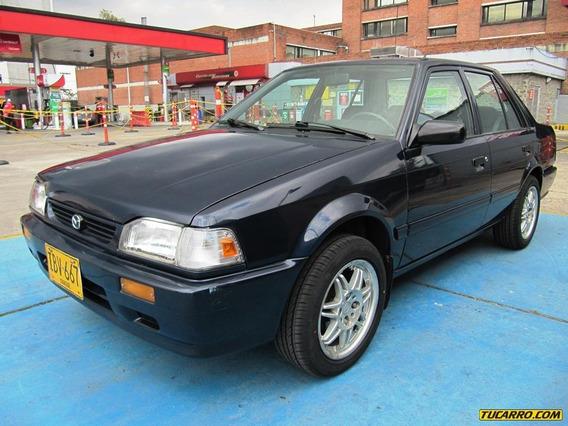 Mazda 323 1300cc Mt Aa