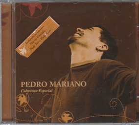 Pedro Mariano - Cd Coletânea Especial - 2005