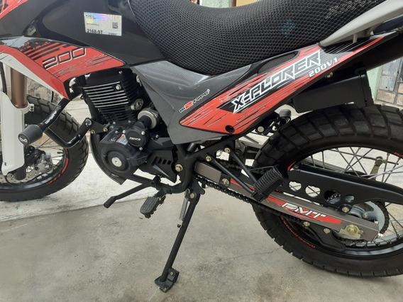 Moto Ronco Todoterreno 200cc 16hp