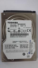 Hd Toshiba Mk3265gsx 320gb Com Defeito Cod3