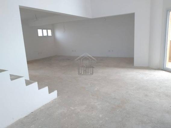 Apartamento Em Condomínio Duplex Para Venda No Bairro Vila Assunção - 9842diadospais