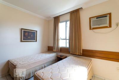 Flat Em Rede De Hotel - Térreo Mobiliado Com 1 Dormitório - Id: 892928328 - 228328