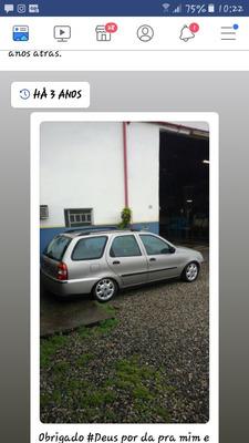 Fiat Palio Weekend 1.0 16v Elx 5p 2003
