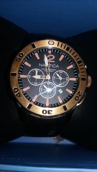 Relógio Pulso Náutica Modelo A19556g