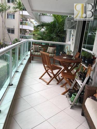 Excelente Apartamento Centro Da Freguesia - Ap2147