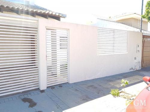 Casa Para Venda Em Presidente Prudente, Jardim São Sebastião, 3 Dormitórios, 1 Suíte, 2 Banheiros, 2 Vagas - C00150_2-636986
