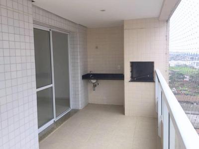 Apartamento Residencial Para Locação, Ponta Da Praia, Santos. - Ap0462