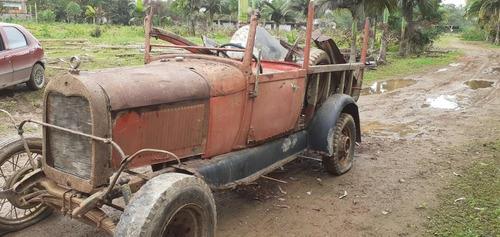 (12)  Ford Model A Truck 1929  (restaurar)