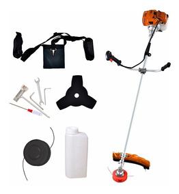 Roçadeira À Gasolina Skim4200 Intech Machine Lâmina/carretel
