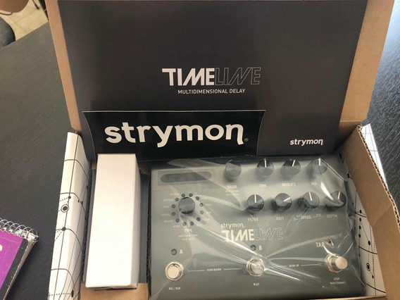 Strymon Timeline Delay