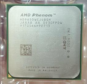 Processador Phenom X4 9650 Socket Am2/am2+ 2,3ghz