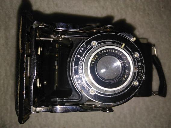 Kodak Senior Six16,antiga,kodak,foto,câmera,lente,filme,six