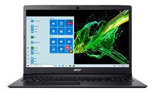 Notebook Acer Amd Ryzen 5 8gb Ram 1tb+128ssd Win 10 15.6