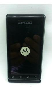 Motorola A953 Aparelho Focionando 100% Usado Vivo Tim