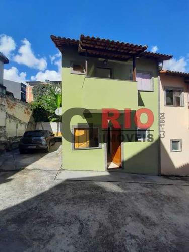 Imagem 1 de 15 de Casa De Vila-à Venda-vila Valqueire-rio De Janeiro - Vvcv20092