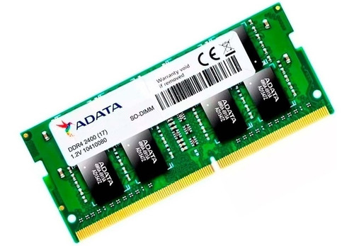 Memoria Ram Para Portatil 16gb Ddr4 Adata 2666 Mhz Original