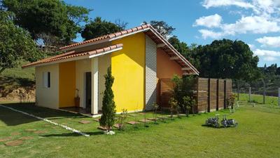Chales No Campo Em Condomínio - 1,2,3 Dorm - Lazer Completo
